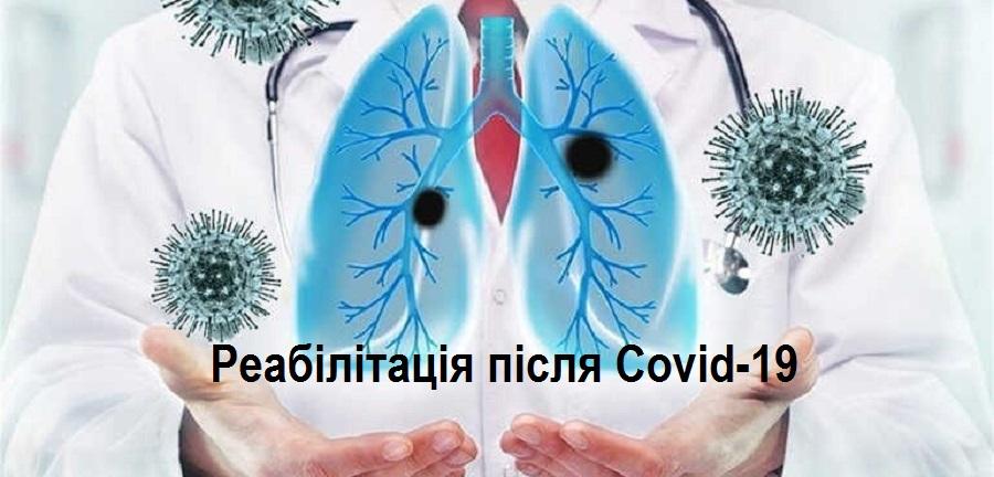 Реабілітація після COVID-19